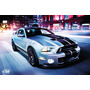 Ford Shelby Cartel - Gt500 2014 Maxi 61x91.5cm 150gsm Coches