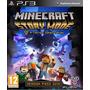 Minecraft Story Ps3 Disco Nuevo Y Sellado Somos Tienda