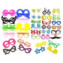 Kit Com 60 Óculos Para Festa Casamento 15 Anos Balada