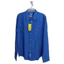 Camisa Azul Vaquera Para Hombre Westerman