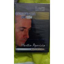 Envio Gratis! Dvd Autoestima- Martin Aparicio