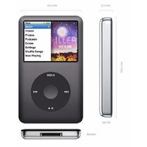 Novo - Apple Ipod Classic 160gb 7g Raridade +5 Brindes Novo