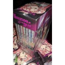 Manga Completo High School Of The Dead Edición De Colección