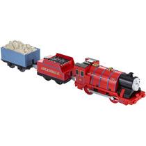 Thomas & Friends Mike Locomotora Motorizada Trackmaster