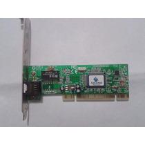 Tarjeta De Red Rj 45 Pci 10/100 Advantek Network Aln-101c