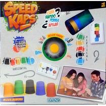 Speed Kaps Juego De Velocidad Y Agilidad Original Ditoys