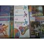 Libros Para 2do. Año Santillana, Algebra De Baldor Y Otros