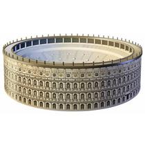 Puzzle 3d Ravensburger Coliseo Romano Italia 12578 Colibri