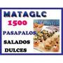 Recetas De Pasapalos, Postres, Arreglos Frutales, Jugos