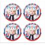 Stickers Personalizados X 20 Unidades