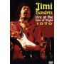 Jimi Hendrix Live Isle Wight 1970 Dvd Estojo Flip Original