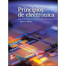 Libro Principios De Electronica - Malvino - 7 + Regalo