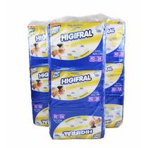 Fralda Geriátrica Higifral Premium ( Exg ) 9 X 16 = 144 Un