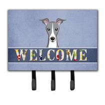 Italian Greyhound Correa De Bienvenida O Titular De La Clave