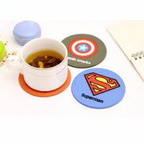 Portavasos Super Heroes Vinyl *.-