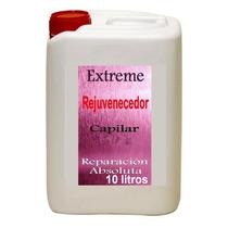 Botox Capilar Anti Frizz Mantenimiento Alisado 10 Litros
