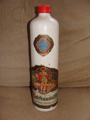 Botella Ceramica Beameister 1975, Hermosa - $ 430.00 en Mercado Libre