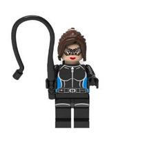 Genial Sw13 Gatubela Antifaz De Batman Compatible Con Lego
