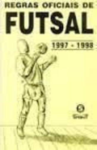 e7108e07d7c79 Regras Oficiais De Futsal 1997-1998 - R  12
