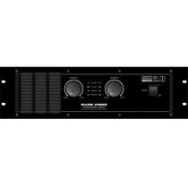 Amplificador Potência 2000w Mark Audio Mk 2.0