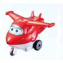 Super Wings Jett Avion A Fricción -original
