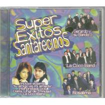 Super Exitos Santafecinos La Coco Band-rosalima-dalila Cd