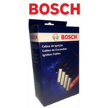 Jogo Cabos De Velas Bosch Fox Gol G4 G5 Voyage 1.0 1.6 8v