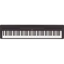 Piano Digital Yamaha P45, 88 Teclas - 1 Ano De Garantia