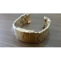 Pulseira Invicta Pro Diver 0072/0073/0074/0075/ Aço Dourado