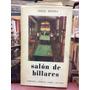 Salón De Billares - Jorge Riestra