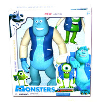 Monster University - Sullivan 30 Cm Y Mike Wazowski.