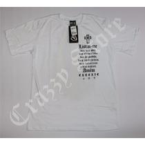 Camiseta Chronic Oração A Virgem De Guadalupe Crazzy Store