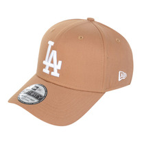 Boné Masculino New Era 3930 On Wheat Los Angeles Dodgers Mar