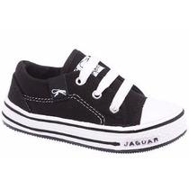 Zapatillas Jaguar De Lona Para Niños Del 19 Al 33