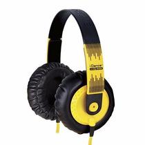 Audífonos Sedj Incluye Software Dj