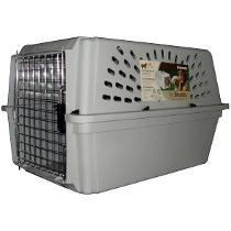 Jaula Transportadora Para Perro Intermedio Usada Conservada