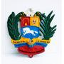 Escudo De Venezuela De Ceramica