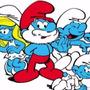Kit Os Smurfs 2 Desenha Convites Cartões Lembranças Frete Gr