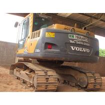 Escavadeira Volvo Ec140b 2007