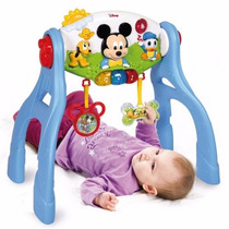 Disney Baby Activity Gym Gimnasio Musical Didactico Mickey C