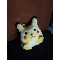 Pikachu. Pelucia. Personagem Pokemon