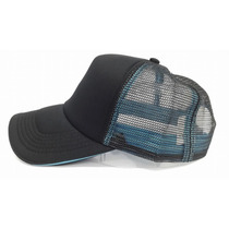 Gorra De Malla Unicolor Tipo Sandwich- Mayor 6 Pzs