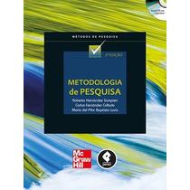 Livro Metodologia De Pesquisa Científica
