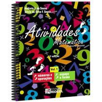 Coleção Atividades Matematica Primeiros Passos + Brinde