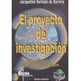 El Proyecto De Investigación Hurtado 2015 Pdf