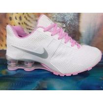 Nike Shox 3d En Promoción Para Dama
