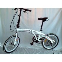 Bicicleta Plegable Baratas Facil De Guardar