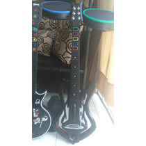 Playstation 3 + Guitar Hero