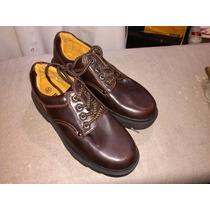 Zapato De Seguridad Work Force Talla 36 Color Marron