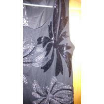 Vestido Negro De Fiesta, Para Ir A Bailar